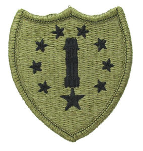 New Hampshire Army National Guard OCP Patch - Scorpion W2