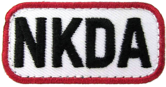 NKDA ALLERGY Patch - MEDICAL