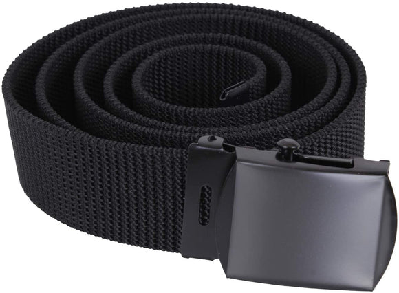Rothco Nylon Web Belt with Buckle