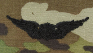 Aviator OCP Qualification Badge