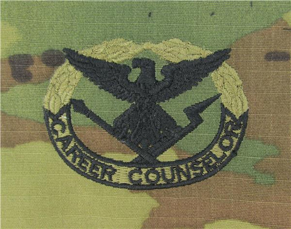 Career Counselor OCP Qualification Badge