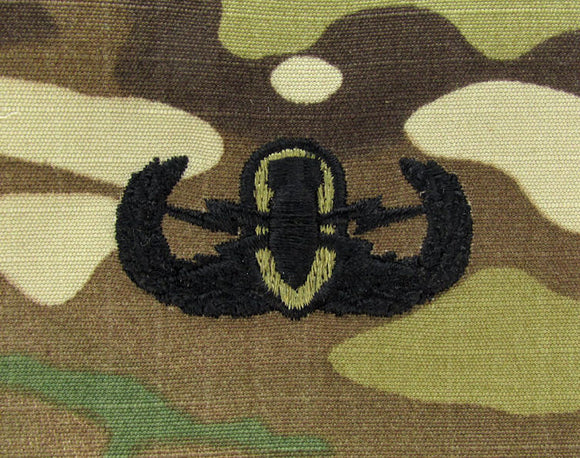 EOD OCP Qualification Badge