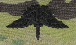 Halo (Free Fall Parachutist) OCP Qualification Badge