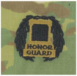 Guard - Tomb of the Unknown Soldier OCP Qualification Badge