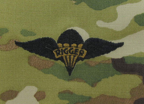Para Rigger OCP Qualification Badge