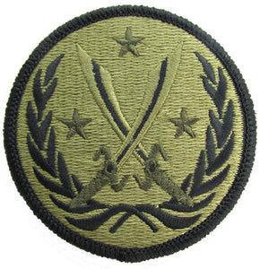 Combined Joint Task Force Operation Inherent Resolve OCP Patch - Scorpion W2