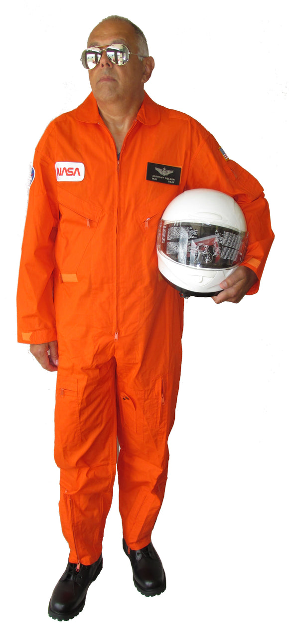 USAF - NASA Astronaut Costume - Major Anthony Nelson
