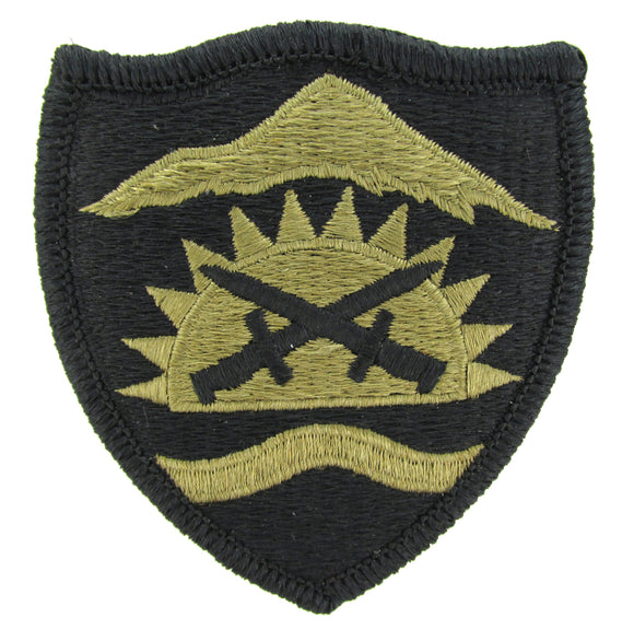 Oregon Army National Guard OCP Patch