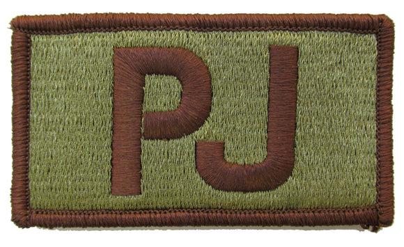 Air Force PJ OCP Patch Spice Brown - Pararescue