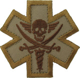 Tactical Medic Pirate Morale Patch