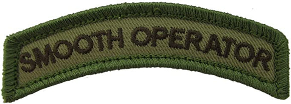 Smooth Operator Morale Patch