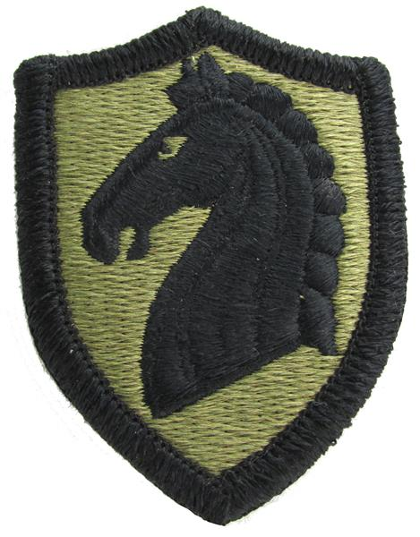 107th ACR (Armored Cavalry Regiment) OCP Patch - Scorpion W2