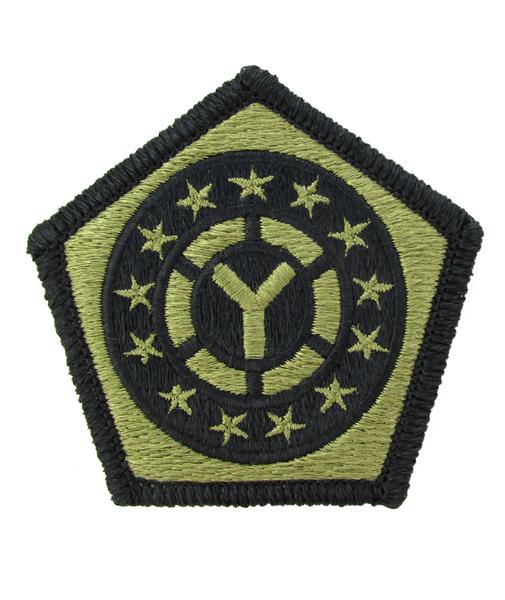 108th Sustainment Brigade OCP Patch - Scorpion W2