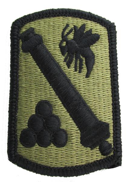 113th Field Artillery Brigade OCP Patch - Scorpion W2