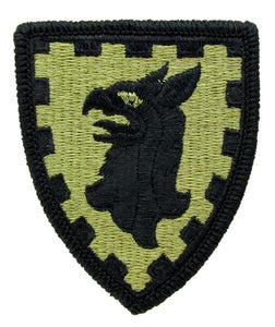 15th Military Police Brigade OCP Patch - Scorpion W2