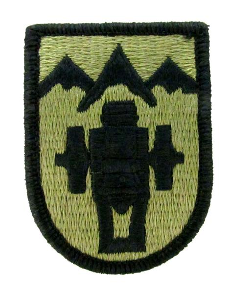 169th Field Artillery Brigade OCP Patch - Scorpion W2