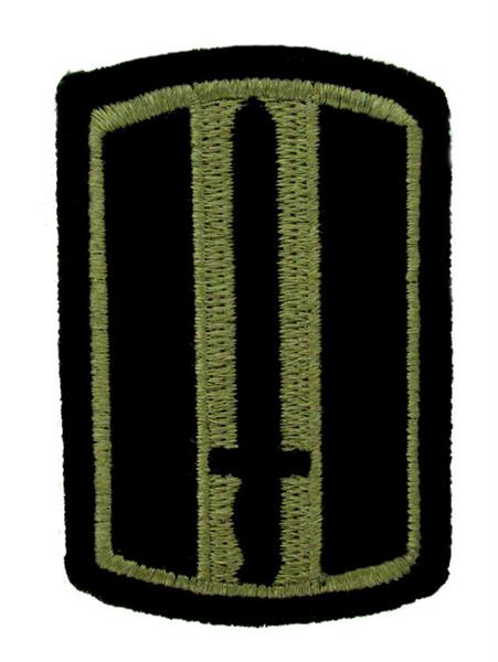 193rd Infantry Brigade OCP Patch - Scorpion W2
