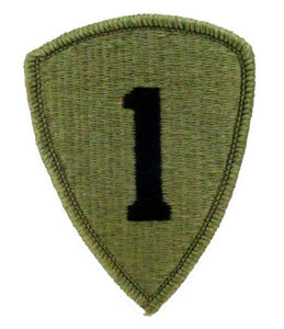 1st Personnel Command OCP Patch - Scorpion W2