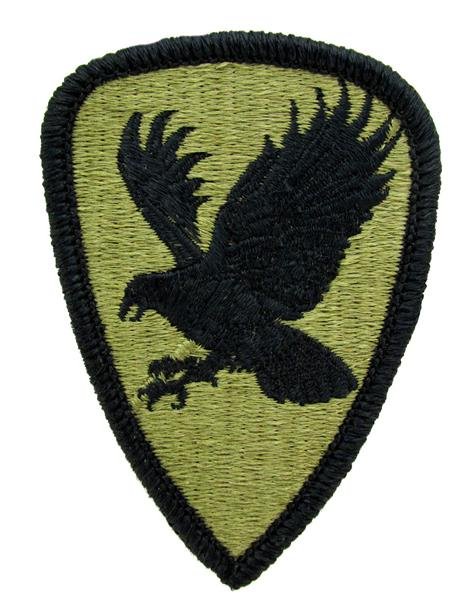 21st Cavalry Brigade OCP Patch - Scorpion W2