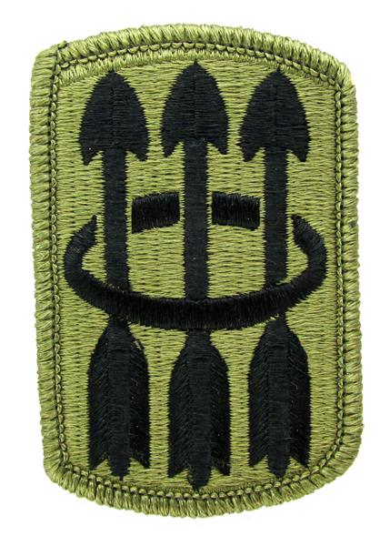 30th Air Defense Artillery OCP Patch - Scorpion W2