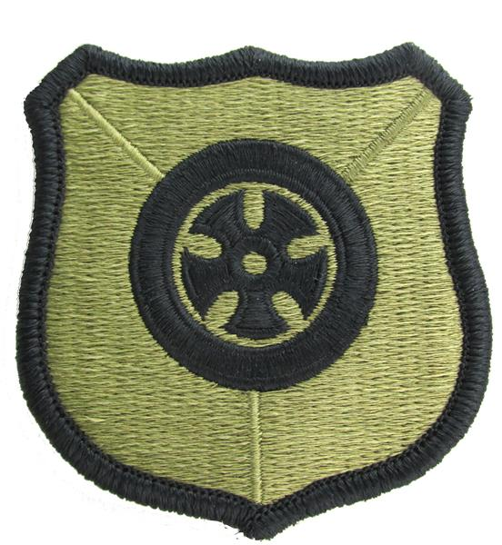 319th Transportation Brigade OCP Patch - Scorpion W2