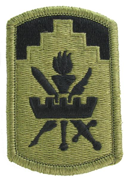 353rd Civil Affairs OCP Patch - Scorpion W2