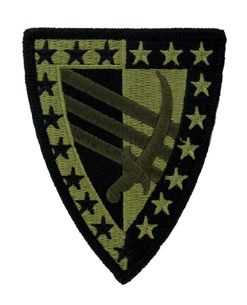 38th Sustainment Brigade OCP Patch - Scorpion W2