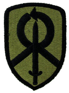 451st Sustainment Command OCP Patch - Scorpion W2