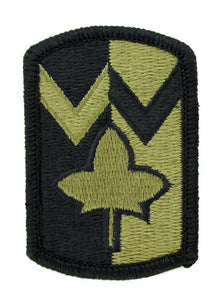 4th Sustainment Brigade Multicam  OCP Patch