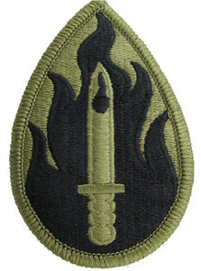 63rd Infantry Division OCP Patch - Scorpion W2