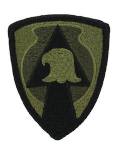 734th Support Group OCP Patch - Scorpion W2