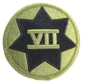 7th Corps OCP Patch - Scorpion W2