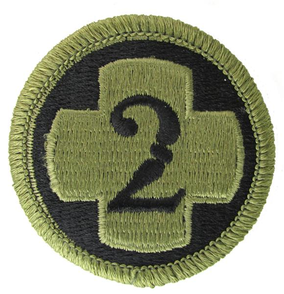 7th Medical Brigade OCP Patch - Scorpion W2