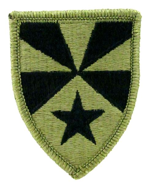 7th Army Support Command OCP Patch - Scorpion W2