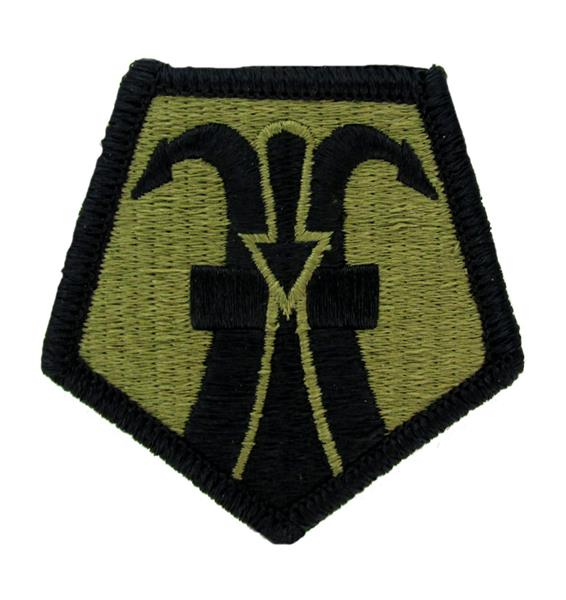 7th Civil Support Command MultiCam  OCP Patch