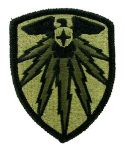 7th Signal Command OCP Patch - Scorpion W2