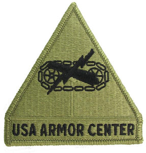 Armor Center OCP Patch - Scorpion W2