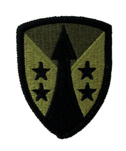 Army Reserve Sustainment Command OCP Patch - Scorpion W2