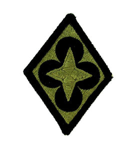 Combined Arms and Support Command OCP Patch - Scorpion W2