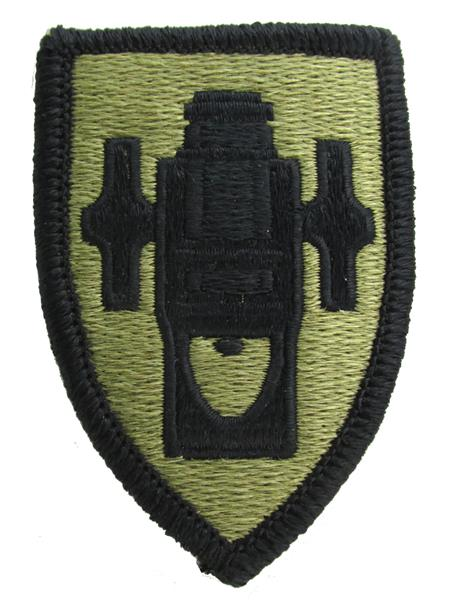 Field Artillery School OCP Patch - Scorpion W2