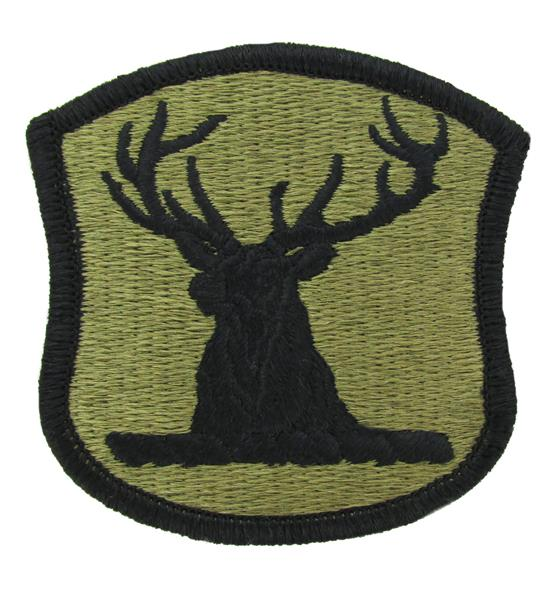Idaho National Guard OCP Patch - Scorpion W2