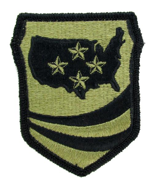 US Army Element Joint Forces Command OCP Patch - Scorpion W2