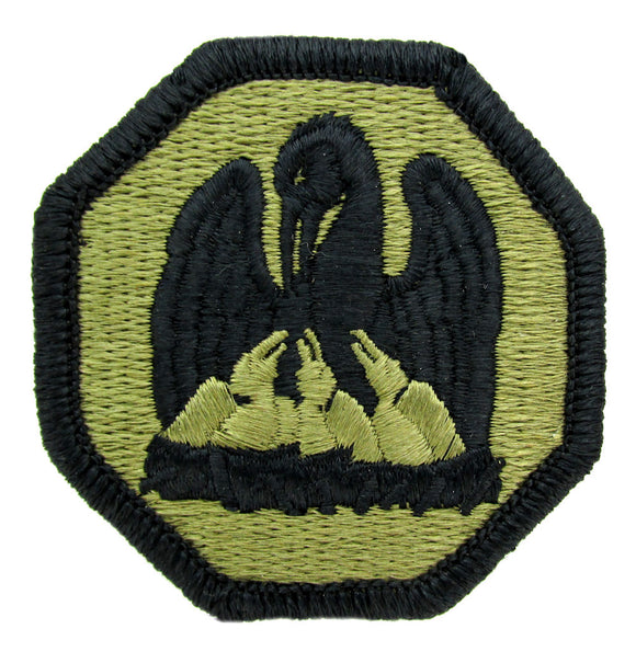 Louisiana Army National Guard OCP Patch