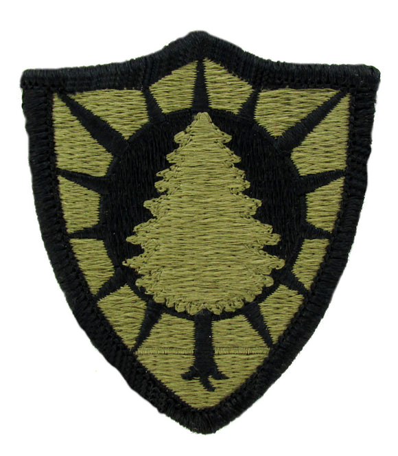 Maine Army National Guard OCP Patch