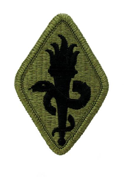 Medical School OCP Patch - Scorpion W2