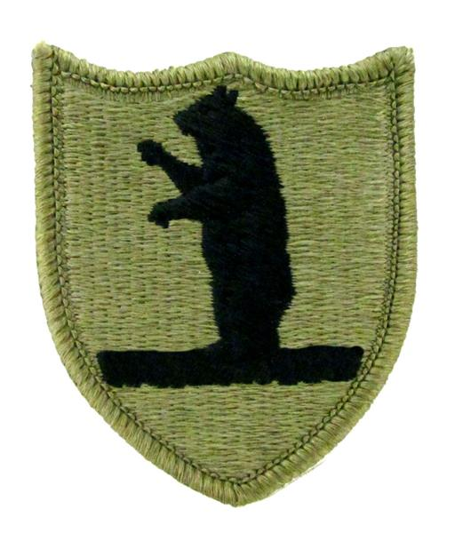 Missouri Army National Guard MultiCam  OCP Patch