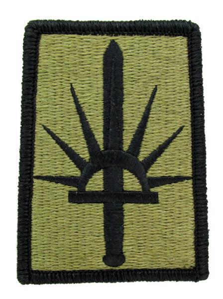 New York Army National Guard (53rd Troop Command) Multicam  OCP Patch
