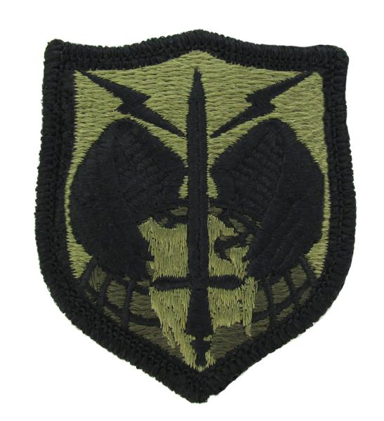 NA Aerospace Defense Command (NORAD) OCP Patch - Scorpion W2
