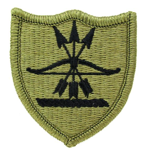North Dakota Army National Guard Multicam  OCP Patch