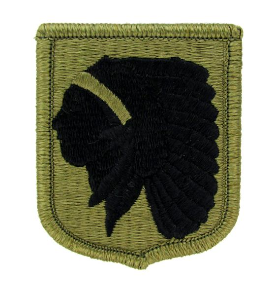 Oklahoma Army National Guard Multicam  OCP Patch